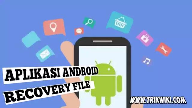 Aplikasi Data Recovery Untuk Mengembalikan File Yang Terhapus