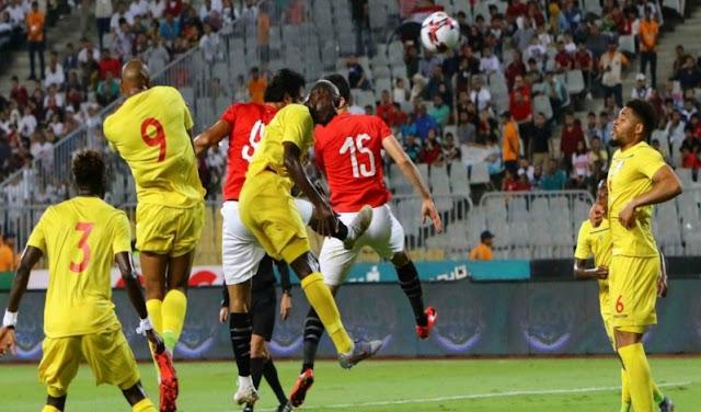 بالاسماء .... مفاجأت جديدة ف تشكيل منتخب مصر امام الكونغو