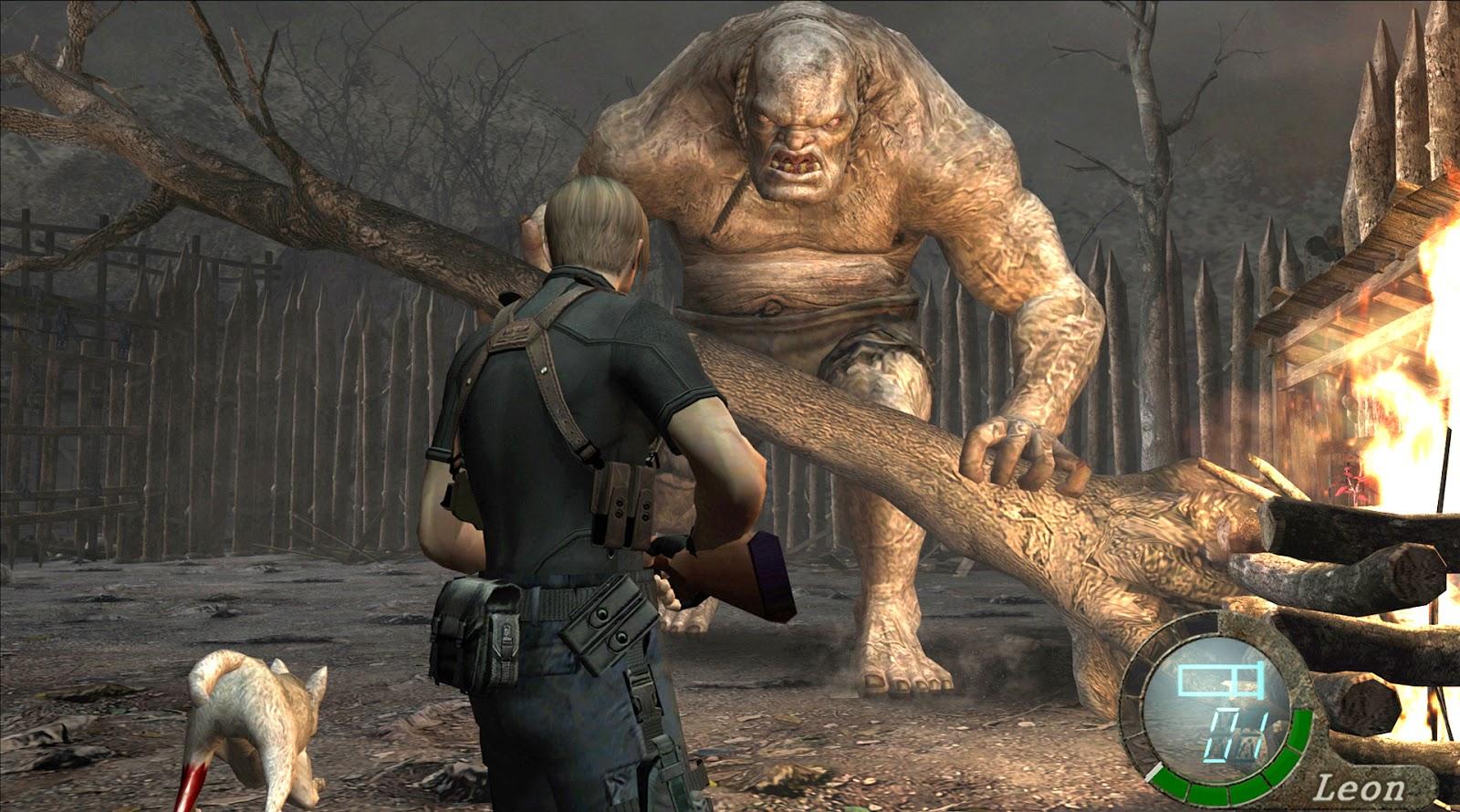 Download Resident Evil 4 Ultimate HD Game PC full Crack