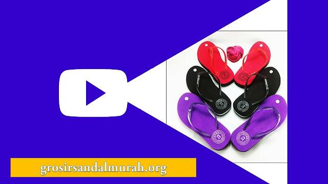 grosirsandalmurah.org - Wedges - Sandal AMX Wedges Polos TG