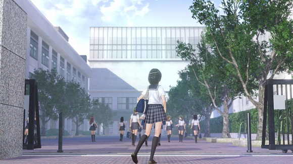 Blue Reflection PC Free Download Screenshot 1