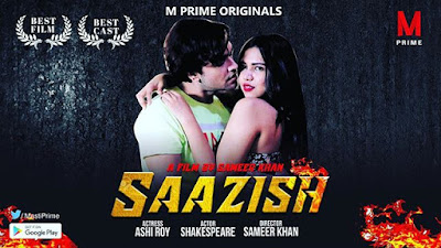 Saazish web series M Prime Wiki, Cast Real Name, Photo, Salary and News