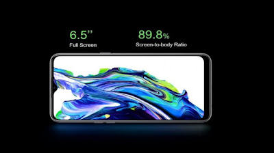Realme-6i-display