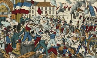 Révolte de Lyon, 1834.