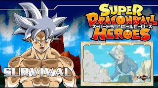 MUGEN SUPER DRAGON BALL HEROES V5