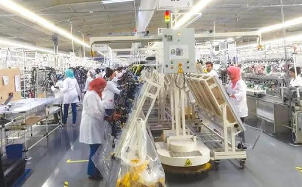 مصنع جديد بمدينة القنيطرة يعلن عن توظيف 200 عامل خط الإنتاج
