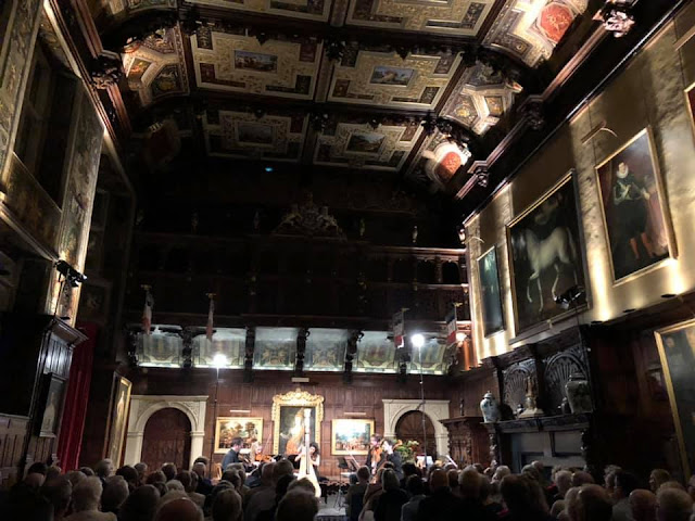 Hatfield House Chamber Music Festival, opening concert 26 September 2019