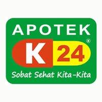 Lowongan Kerja SMA/D3/S1 Apotek K-24 Juni 2021