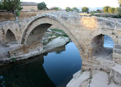 Puente de Cihuri, Logroño