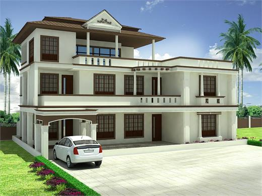 Talegaon Pune Bungalow House Design