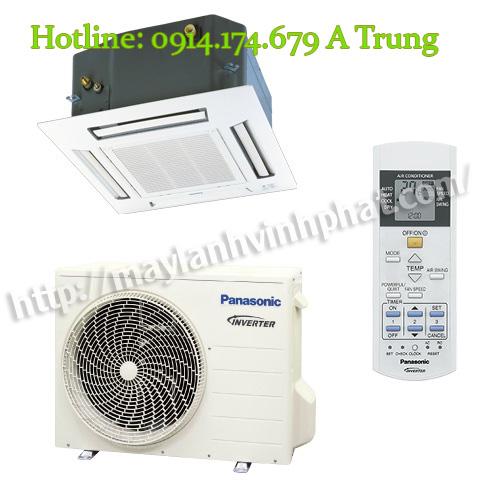 phân phối Máy lạnh âm trần Panasonic 3HP – May lanh am tran thi công lắp chuyên môn với giá thấp bình dân 3