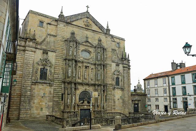 Iglesia de San Martiño, Santiago de Compostela