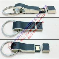 Flashdisk Kulit Keychain - FDLT22
