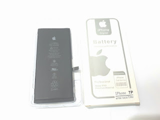 Baterai iPhone 7+ 7 Plus New Packing Original 100% 2900mAh
