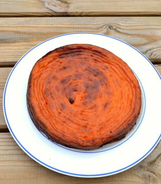 Gâteau patate de la Réunion