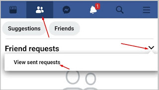 view mobile requests