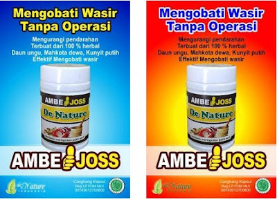 Ambejoss herbal denature indonesia