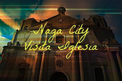 Naga City Visita Iglesia
