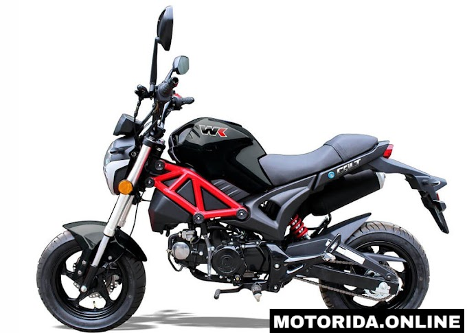 WK Colt 50 2021specifications, color, Engine, capacity