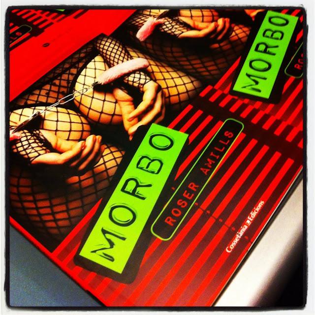 Poesía | Ed Smallfield está traduciendo mis poemas de 'Morbo' (Cossetània Editorial 2012) al inglés