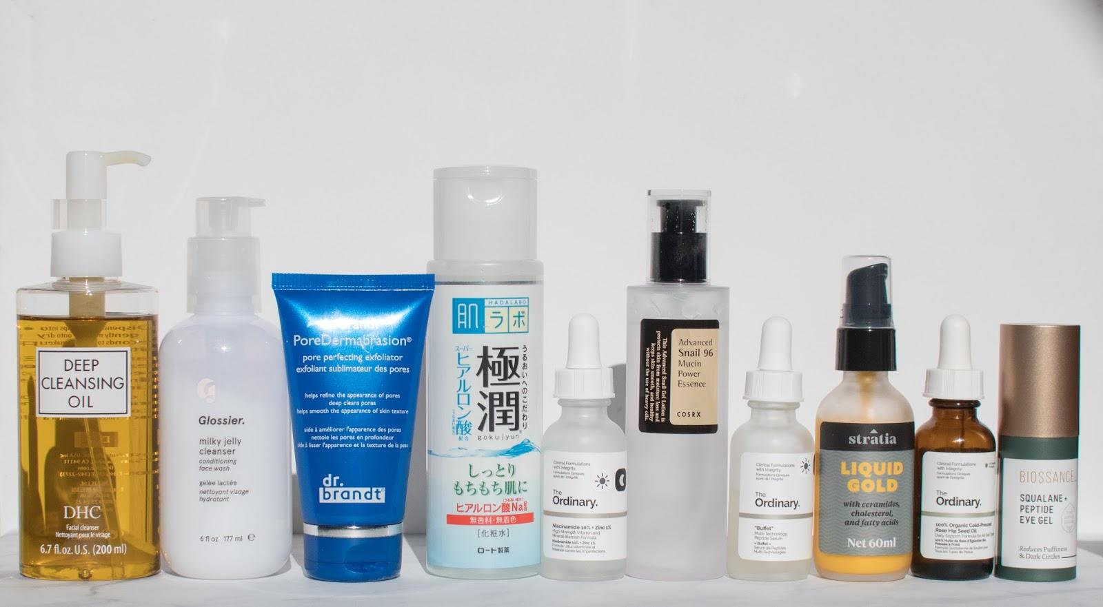 Skincare Routine for Oily Acne Prone Skin