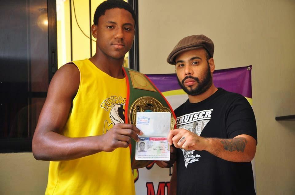 Joven Jugador de Baloncesto Francisco Sosa, Viajara Hacia La Florida.!!!