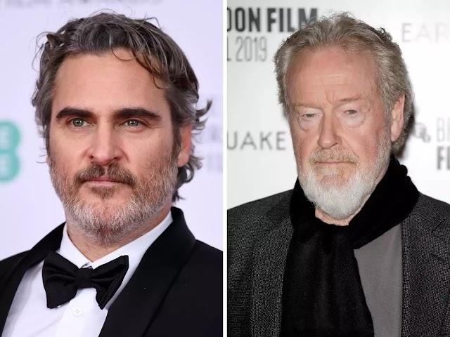 Ridley Scott Napóleonról szóló filmet forgat Joaquin Phoenixszel