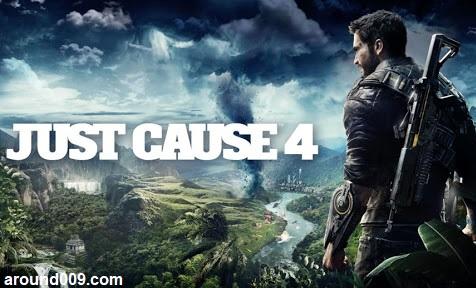 تحميل لعبة جست كوز 4 بحجم صغير للكمبيوتر Just Cause 4