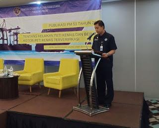 Awal Tahun Depan, Pelabuhan Tanjung Priok Hanya Layani Peti Kemas Yang Laik