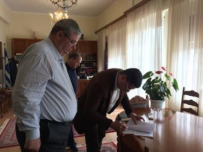 Και επίσημα περιφερειακός σύμβουλος ο Δημήτριος Τάτσης - Τι δηλώνει ο ίδιος