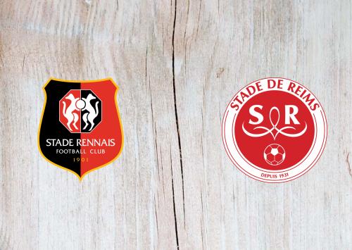 Rennes vs Reims -Highlights 04 October 2020