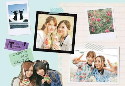 nogitabi guidebook nogizaka46