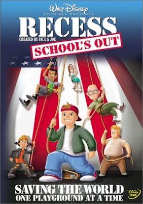 Recess School's Out (2001) 720p 650MB Blu-Ray Hindi Dubbed Dual Audio [Hindi DD 2.0 + English 2.0] MKV