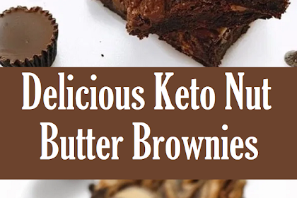Delicious Keto Nut Butter Brownies