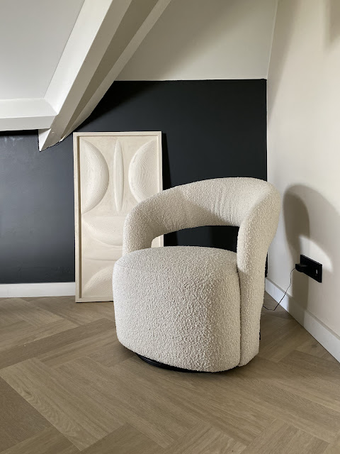 studio petitdit kunstenaars kunst 3d schilderijen interieurblog interieur blog zwart wit en hout arja van garderen
