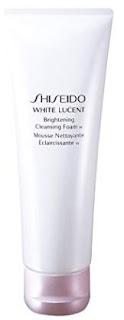 shiseido white lucent cleansing foam, antiaging, isol fernandez, skincare, cuidado de la piel