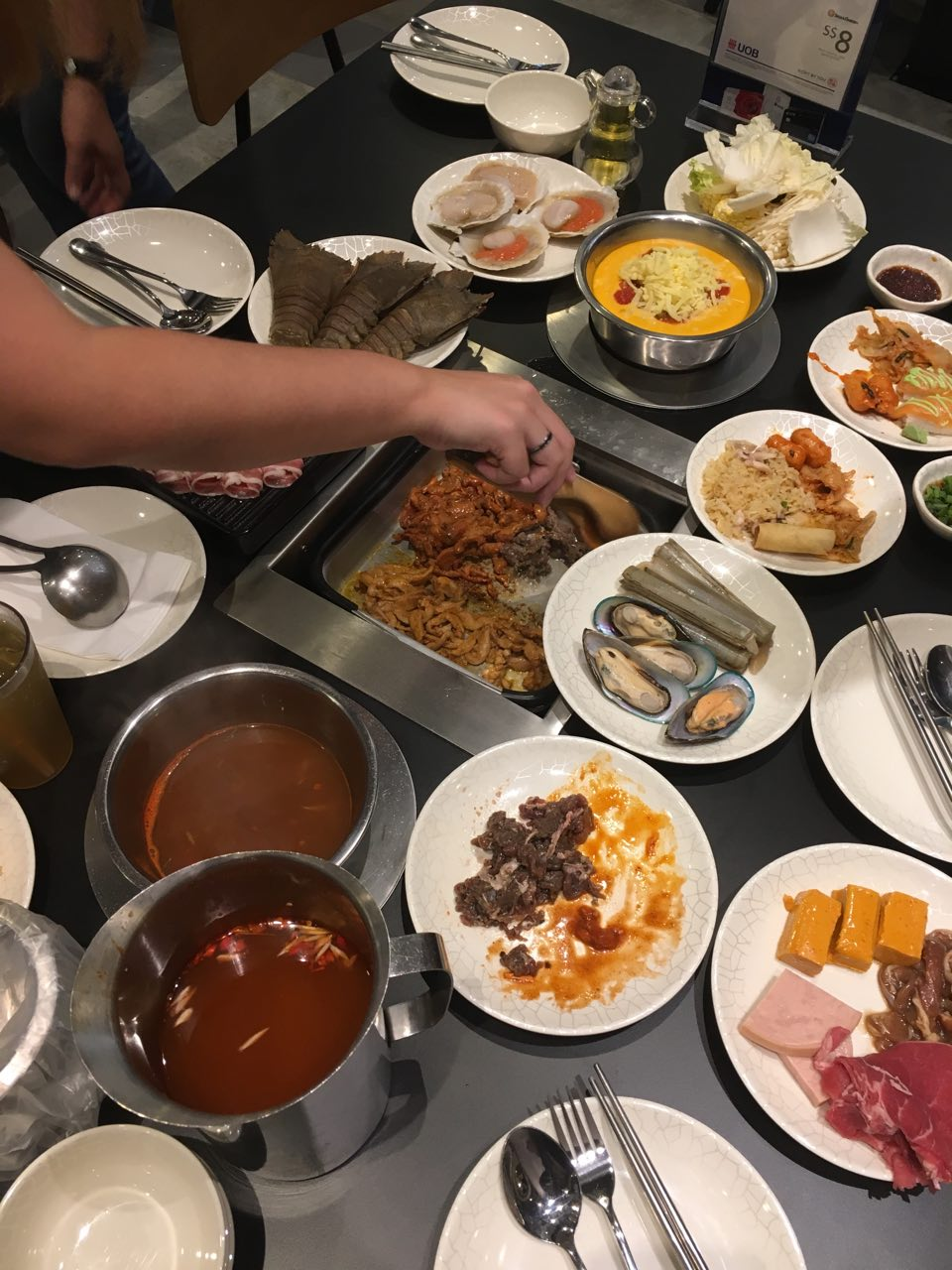 Food Tasting: Seoul Garden Buffet opens at Harbourfront Centre ...