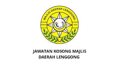 Jawatan Kosong Majlis Daerah Lenggong 2020