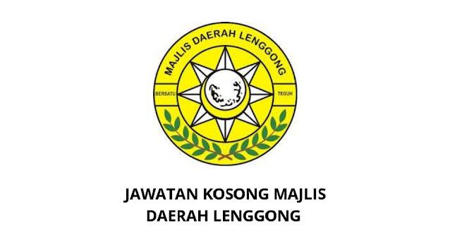 Jawatan Kosong Majlis Daerah Lenggong 2021