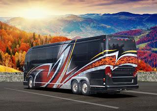 Harga bus paling mahal hingga 30 Milyar