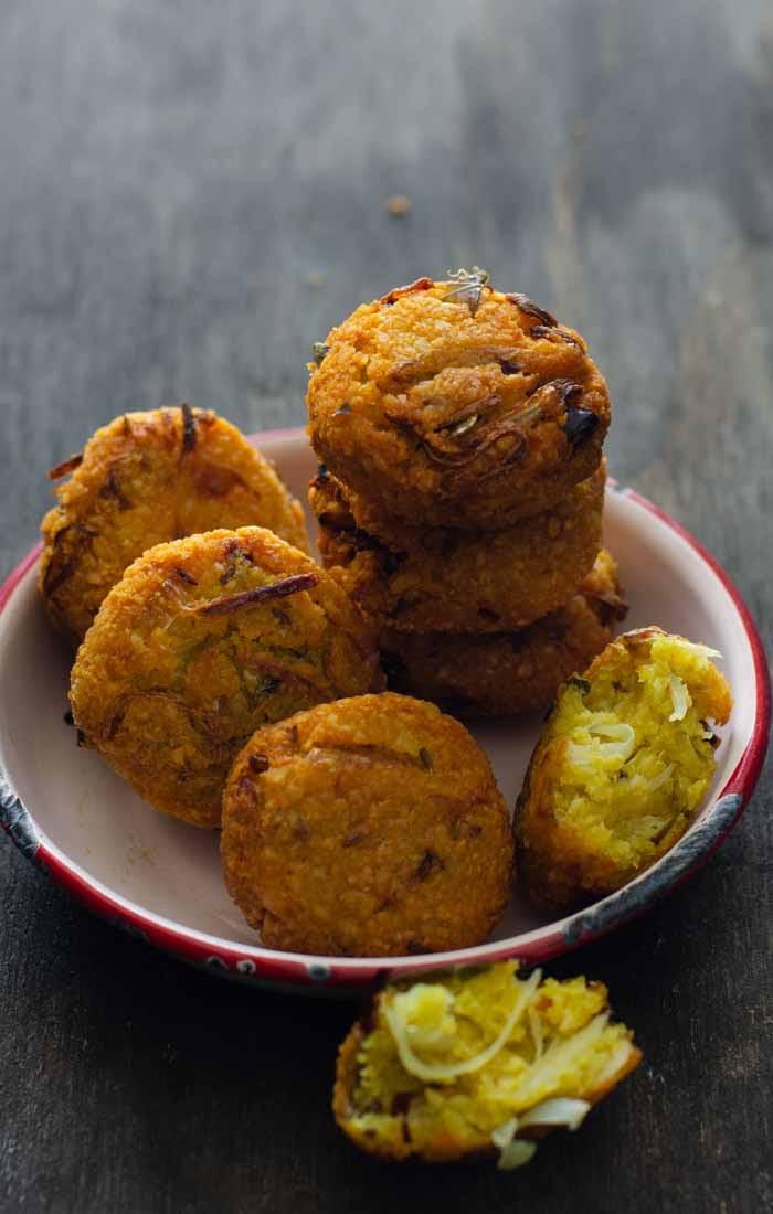 Masala Vadai | Lentils Fritters