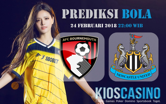 Prediksi Skor Bournemouth vs Newcastle 24 Februari 2018