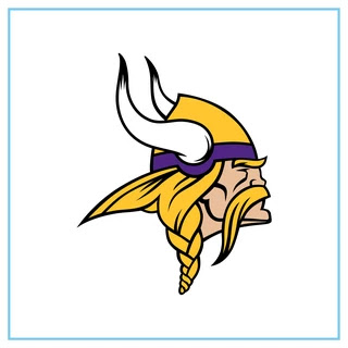 Minnesota Vikings Logo - Free Download File Vector CDR AI EPS PDF PNG SVG