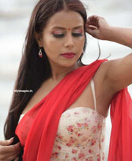 Indian girl images in saree Navel Queens