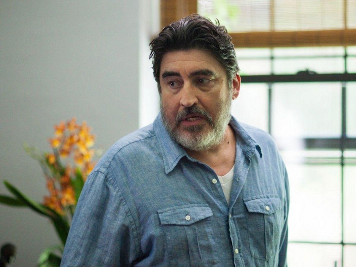 Alfred Molina In Shirt