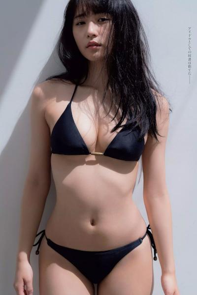 Nana Asakawa 浅川梨奈, Weekly Playboy 2019 No.37 (週刊プレイボーイ 2019年37号)