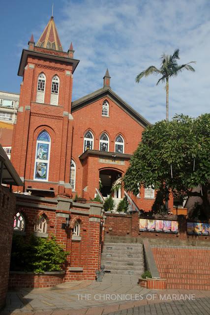 Taipei church
