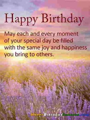 happy birthday status english