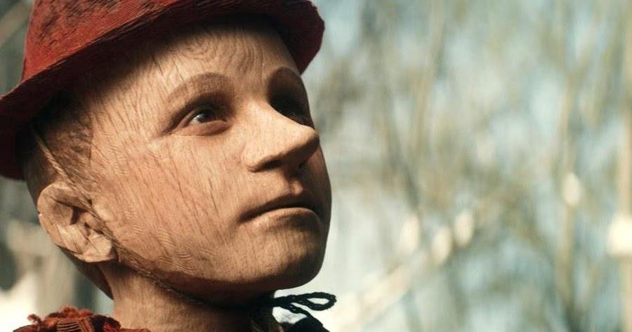"""Spór w kinie: Nowy """"Pinokio"""" przeraża. Premiera w Polsce"""
