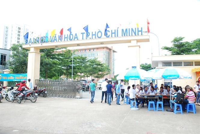 Trường Đại học Văn hóa TP.HCM - ngôi trường đào tạo nổi tiếng của ngành Quản trị dịch vụ du lịch và lữ hành
